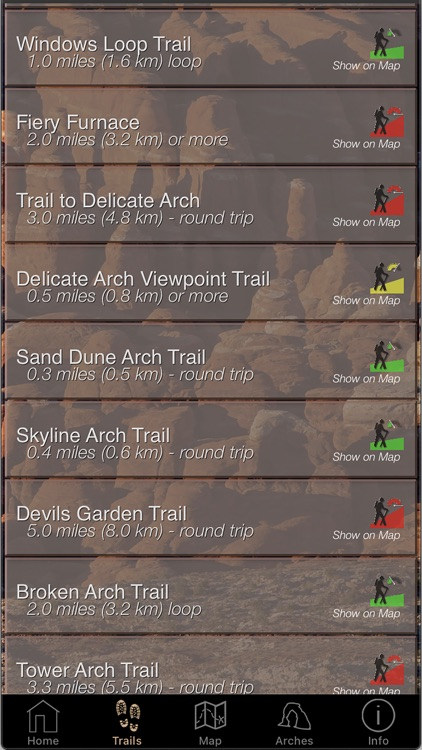 Arches   National Park Guide screenshot-3
