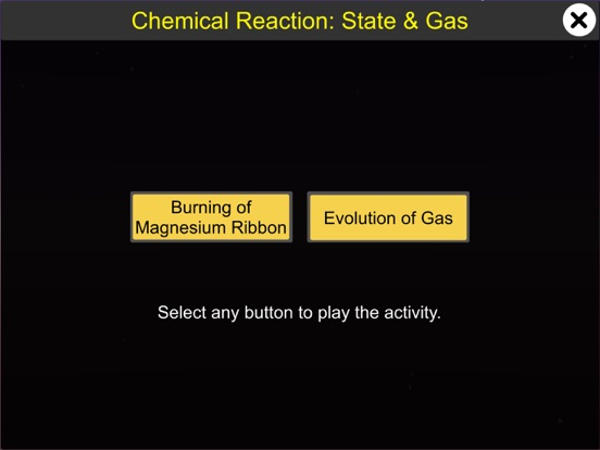 Chemical Reaction: State & Gas screenshot 9