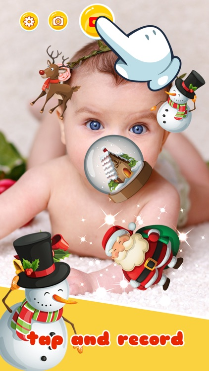Baby Rattle Toy + Child Lock