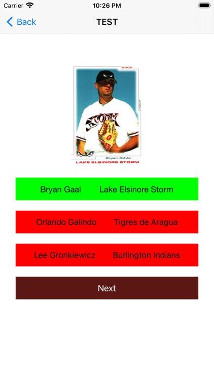 Baseball trading cards PRO screenshot-4