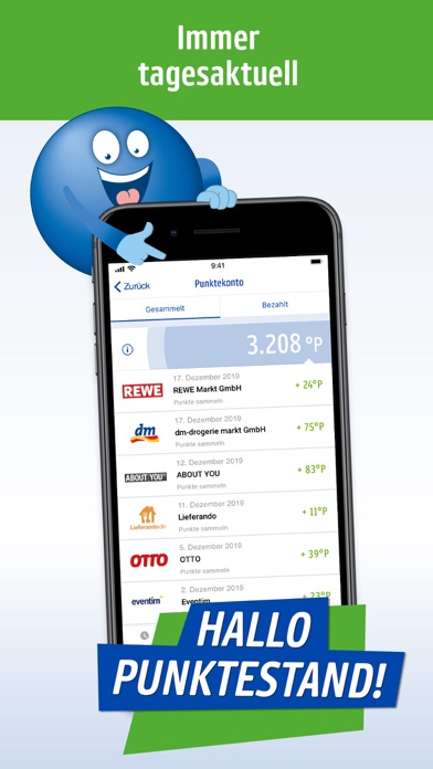 messages.download PAYBACK - Karte und Coupons software