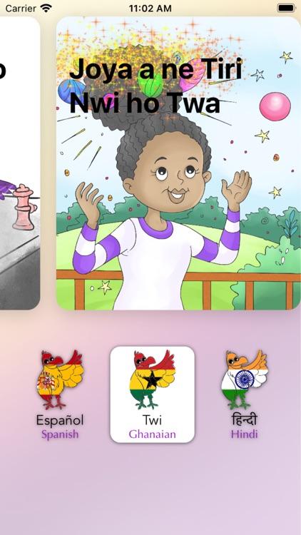 Billy's Bookbytes: kids story screenshot-4