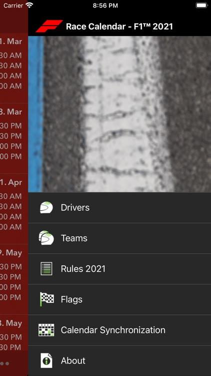 Race Calendar 2021 screenshot-5
