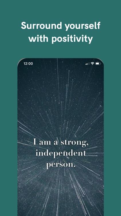 I am - Positive Affirmations screenshot-6
