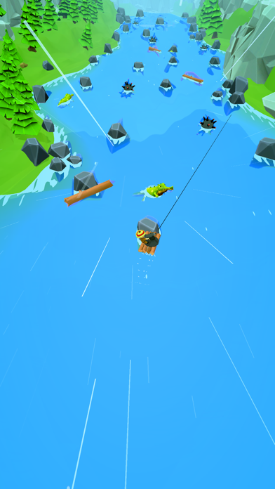 Raft Trail screenshot 2