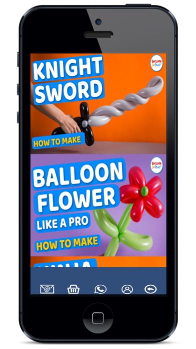 BalloonPlay Balloon Animal App screenshot 3