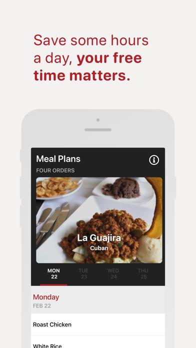 Kantina: Meal Plan OrderScreenshot of 4