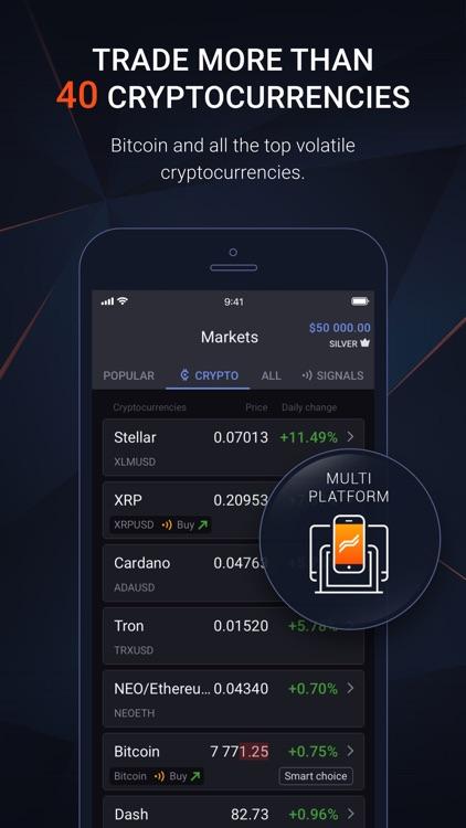 Libertex - Online Trading App screenshot-3
