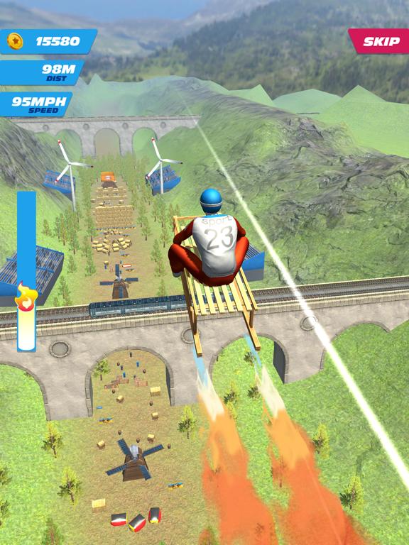 Ski Ramp Jumping screenshot 8