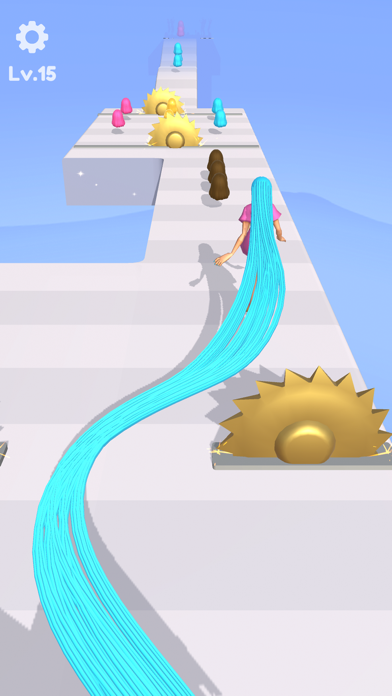 Hair Challenge screenshot 1