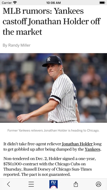 NJ.com: New York Yankees News
