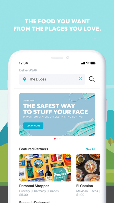 messages.download Delivery Dudes - Food Delivery software