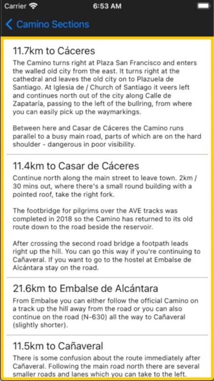 Vía de la Plata Guide