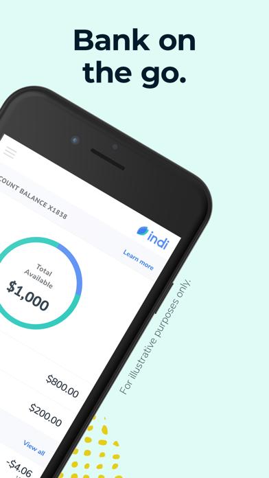 indi – Smart BankingScreenshot of 2