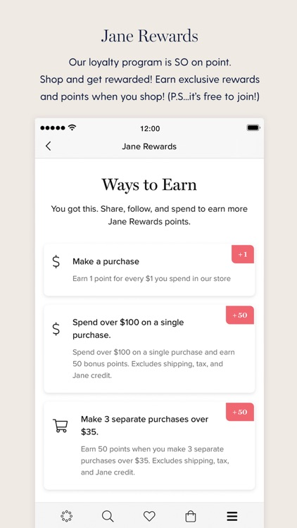 Jane - Boutique Shopping Deals screenshot-6