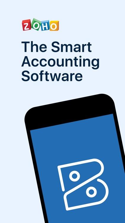 Zoho Books - Online Accounting screenshot-0