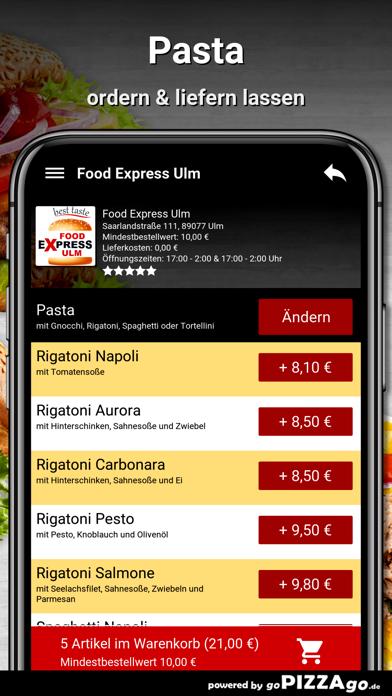 Food Express Ulm Ulm screenshot 6