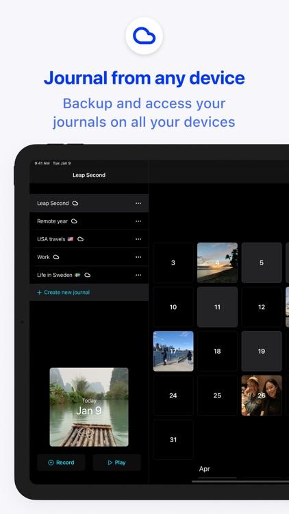 Leap Second - Video journal screenshot-5