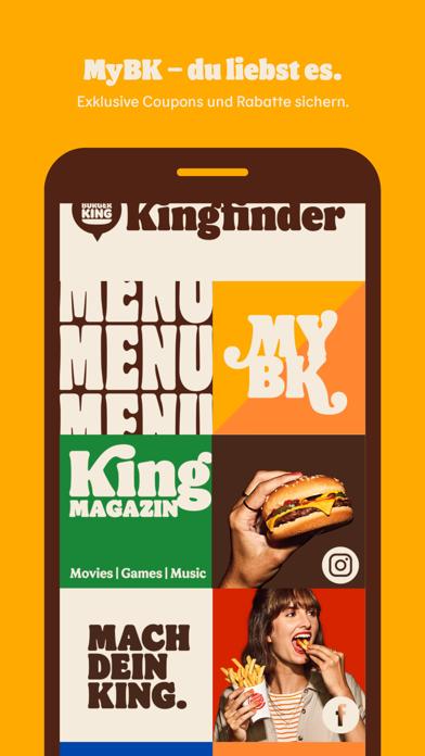 Herunterladen BURGER KING für Pc