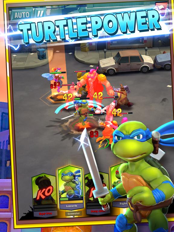 TMNT: Mutant Madnessのおすすめ画像1