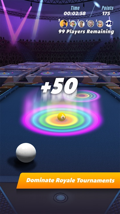 8 Ball Smash: Multiplayer Pool by Big Fish Games, Inc