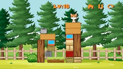 Kitty Drop Cat Save screenshot 7