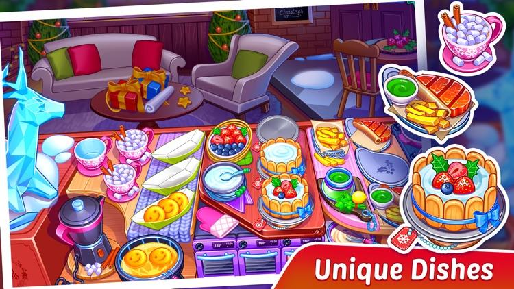 Christmas Fever Cooking Games screenshot-5