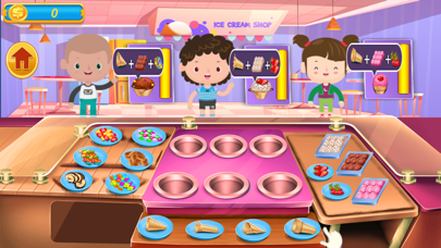 Burger And Ice Cream Shop Screenshot