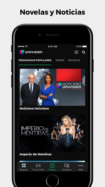 Univision App screenshot-5