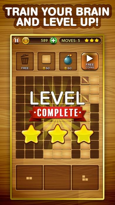 Best Blocks Block Puzzle Games screenshot 2