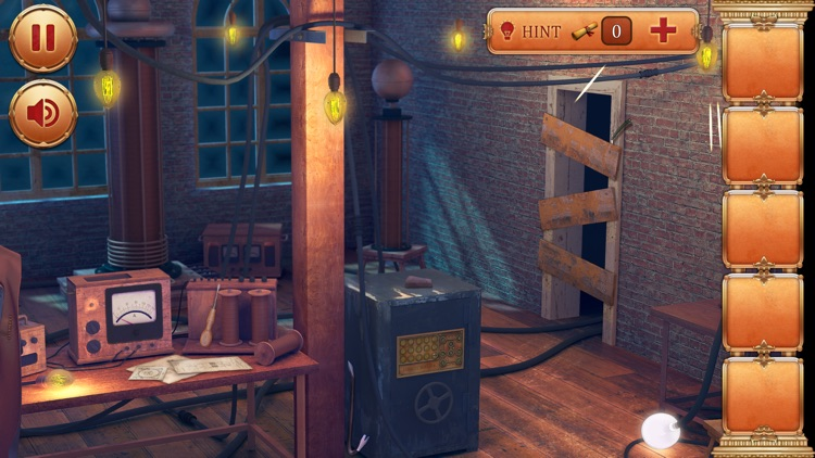 Muse's Mystery Escape Games screenshot-3