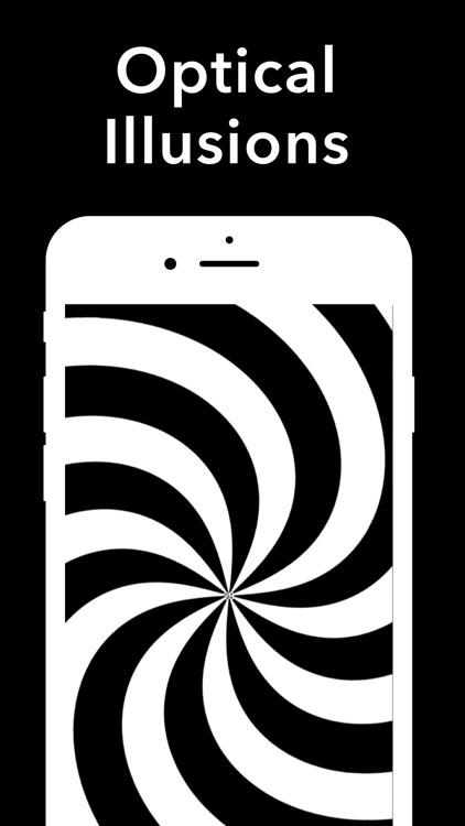 Optical illusion  - Hypnotize