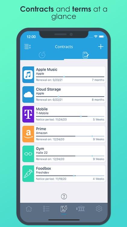 MoneyControl Spending Tracker screenshot-4