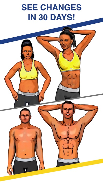 P4P 7 Minute Workout