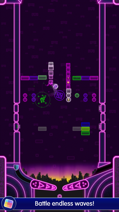 Screenshot from Pinball Breaker - GameClub