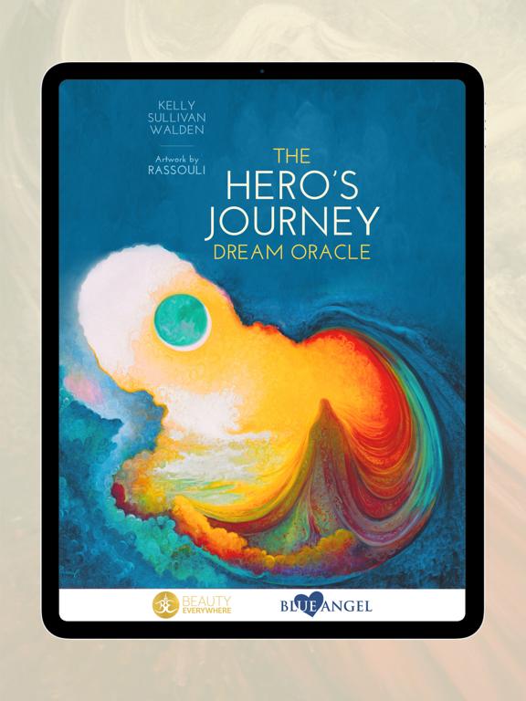 Ipad Screen Shot Hero's Journey Dream Oracle 0