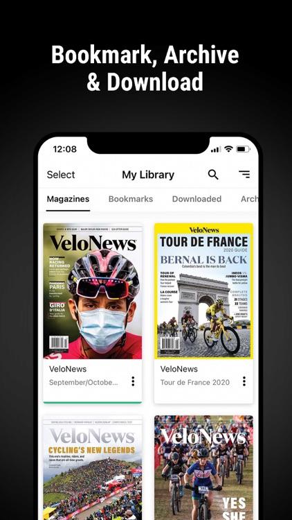 Velonews Magazine screenshot-3