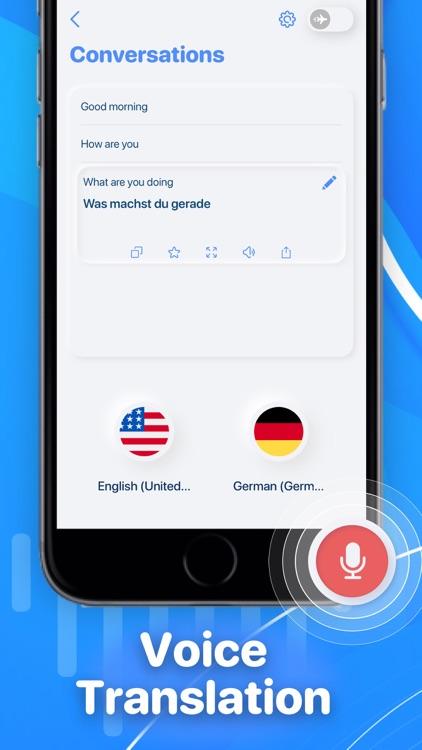 Voicelator: Audio Translator ٞ