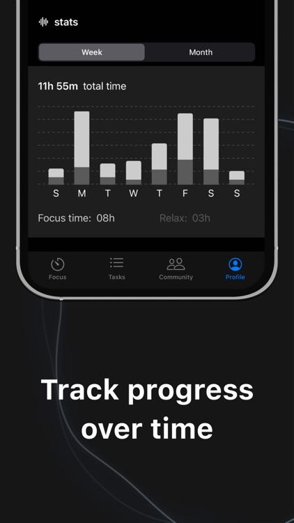 Focus Space: Focus Timer