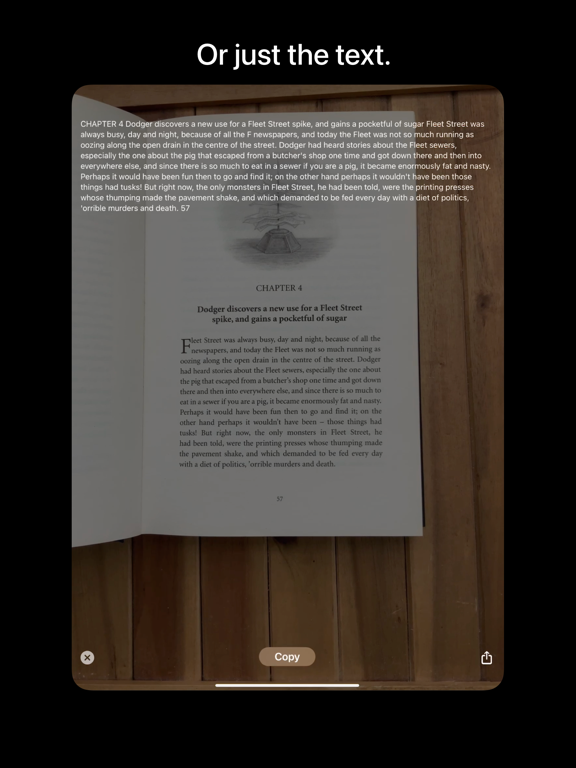 Scan Thing: Scan Anything iPad app afbeelding 3