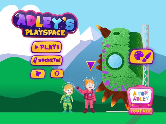 Ipad Screen Shot Adley's PlaySpace 0