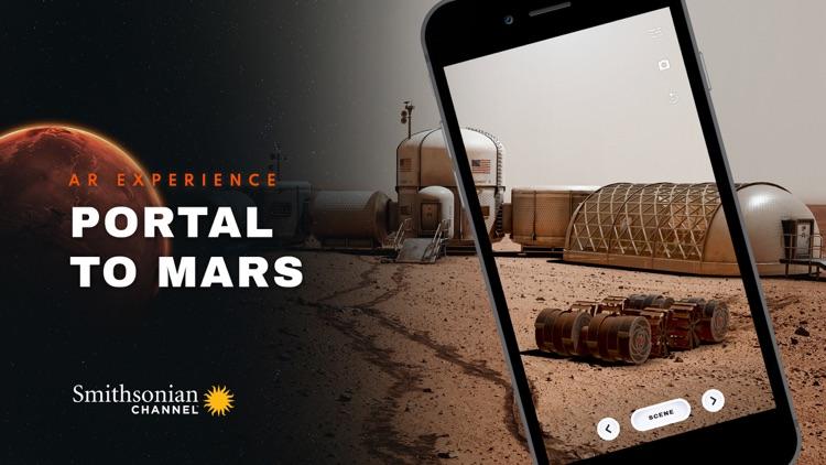 Mission to Mars AR screenshot-4
