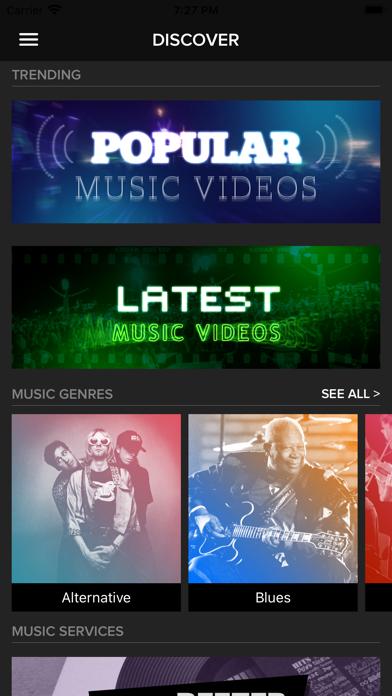 Play Video - Music Tube Player Screenshots
