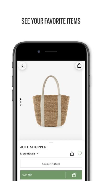 Screenshot #3 pour PIECES fashion app