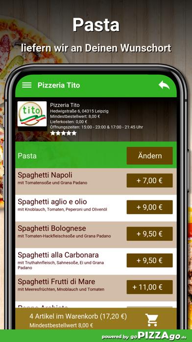 Pizzeria Tito Leipzig screenshot 6