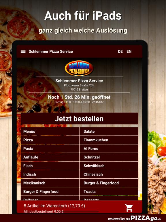 Schlemmer Pizza Bretten screenshot 7