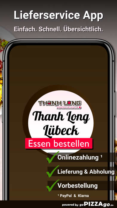 Thanh Long Lübeck screenshot 1