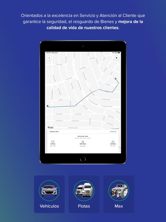 GPS Logística screenshot 5