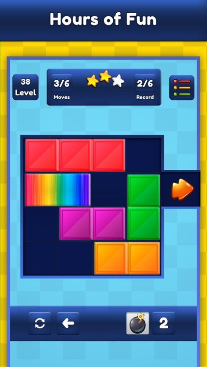 Brain Block Puzzle Board Game screenshot-4