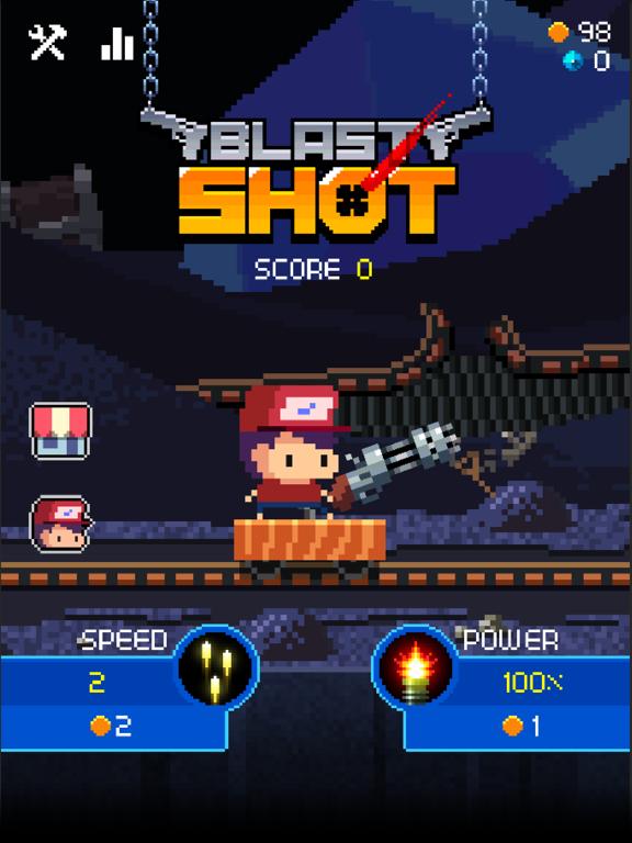 Blast Shot screenshot 7